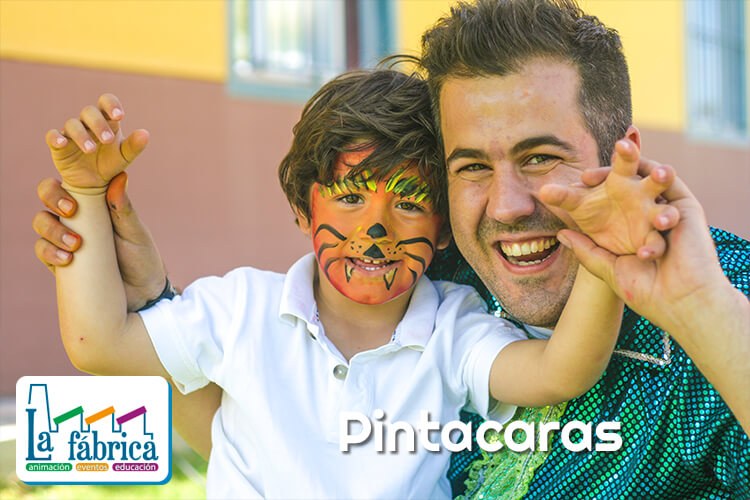 Pintacaras para comuniones en Jerez El Puerto CADIZ SEVILLA Y MALAGA
